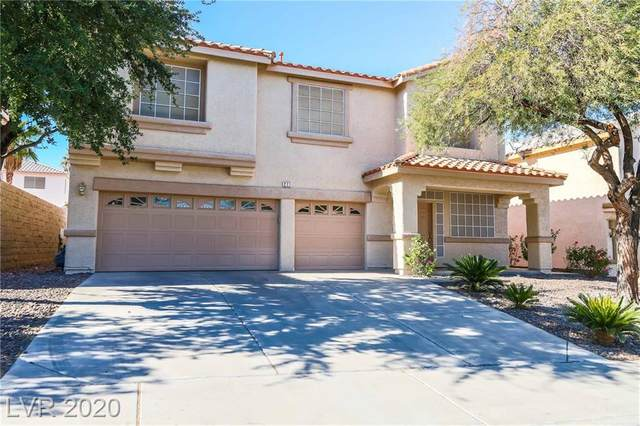 271 Delta Waters Street, Henderson, NV 89074 (MLS #2248093) :: The Lindstrom Group