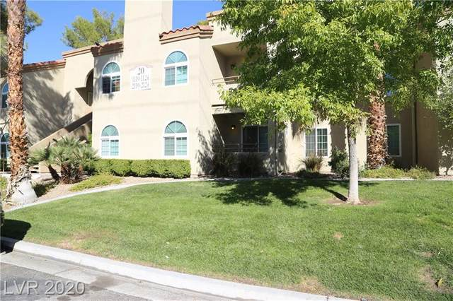 3145 Flamingo Road #1120, Las Vegas, NV 89121 (MLS #2248125) :: Jeffrey Sabel
