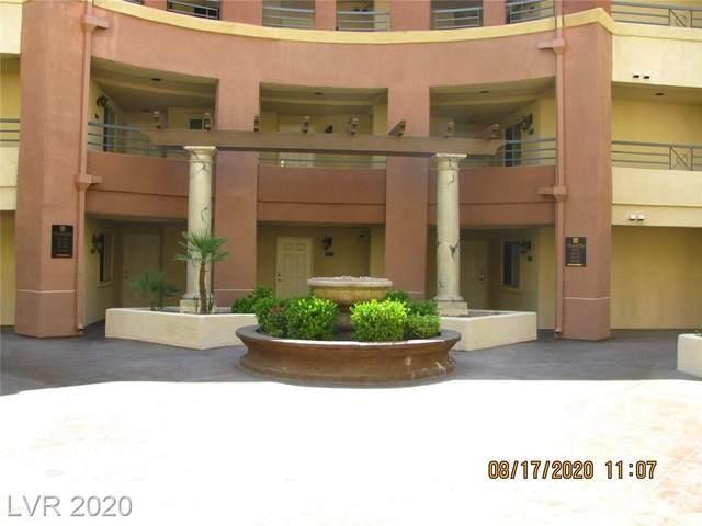 270 Flamingo Road #234, Las Vegas, NV 89169 (MLS #2248150) :: Signature Real Estate Group