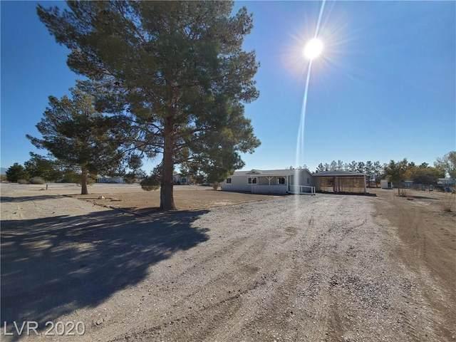 4701 Cheyenne Way, Pahrump, NV 89061 (MLS #2248152) :: Jeffrey Sabel