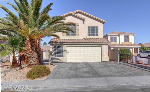1174 Little Rock Way, Las Vegas, NV 89123 (MLS #2248164) :: Hebert Group | Realty One Group