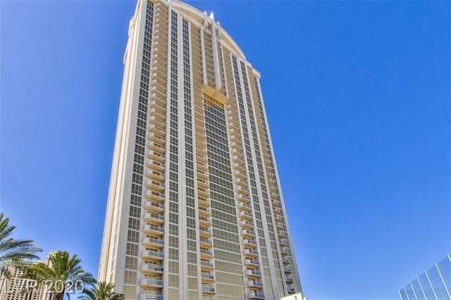 145 Harmon Avenue #2104, Las Vegas, NV 89109 (MLS #2248175) :: Signature Real Estate Group