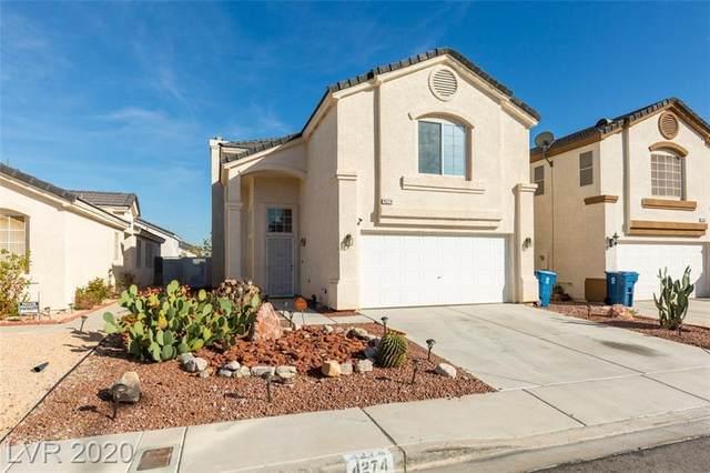 4274 Desert Heart Court, Las Vegas, NV 89147 (MLS #2248179) :: Hebert Group   Realty One Group