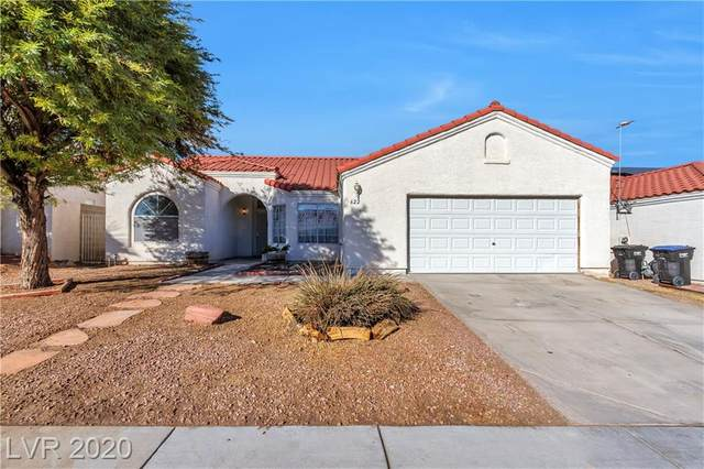 622 Heartland Point Avenue, North Las Vegas, NV 89032 (MLS #2248223) :: The Lindstrom Group