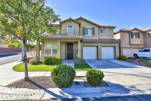 9305 Yellowshale Street, Las Vegas, NV 89143 (MLS #2248247) :: The Shear Team
