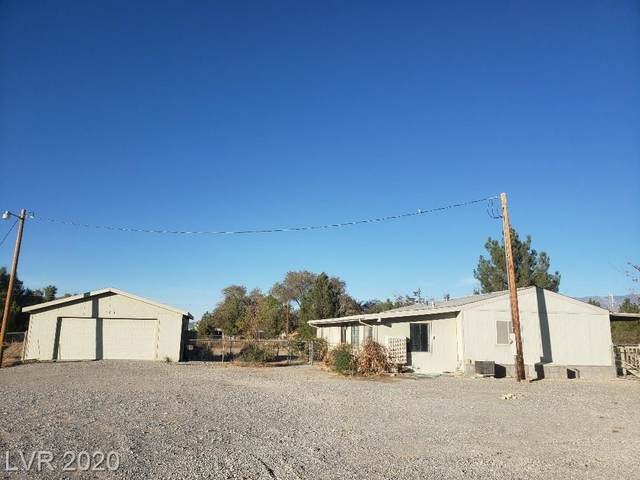 611 Dodie Lane, Pahrump, NV 89060 (MLS #2248251) :: Hebert Group | Realty One Group