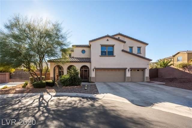 8829 Casa Colina Court, Las Vegas, NV 89131 (MLS #2248266) :: Hebert Group | Realty One Group
