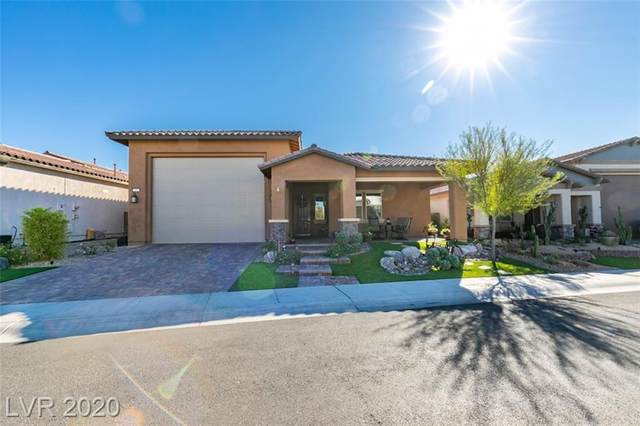 489 Sunrise Breeze Avenue, Henderson, NV 89011 (MLS #2248297) :: The Lindstrom Group