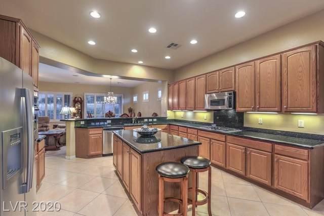 2589 Portsmouth Creek Avenue, Henderson, NV 89052 (MLS #2248351) :: Hebert Group | Realty One Group
