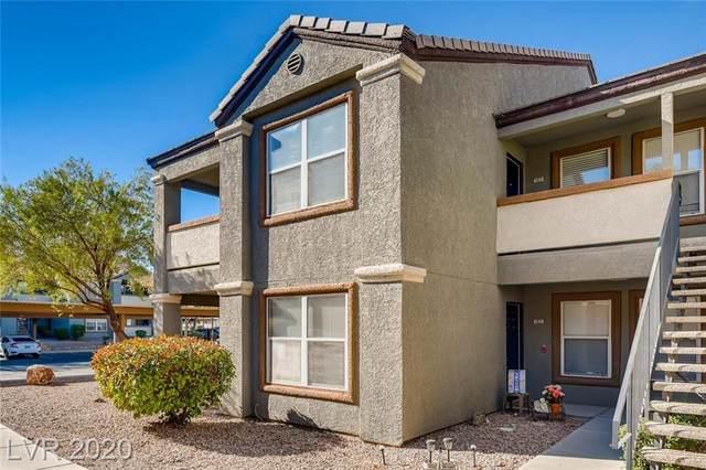 555 Silverado Ranch Boulevard #2025, Las Vegas, NV 89183 (MLS #2248354) :: Hebert Group | Realty One Group