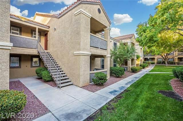 2300 E Silverado Ranch Boulevard #1123, Las Vegas, NV 89183 (MLS #2248362) :: Jeffrey Sabel