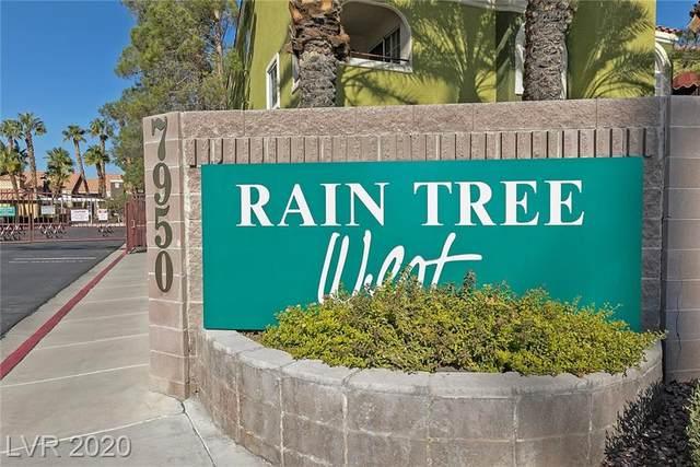 7950 Flamingo Road #1115, Las Vegas, NV 89147 (MLS #2248363) :: Billy OKeefe | Berkshire Hathaway HomeServices