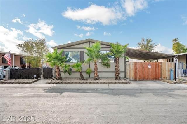 3639 Estes Park Drive, Las Vegas, NV 89122 (MLS #2248377) :: Billy OKeefe | Berkshire Hathaway HomeServices