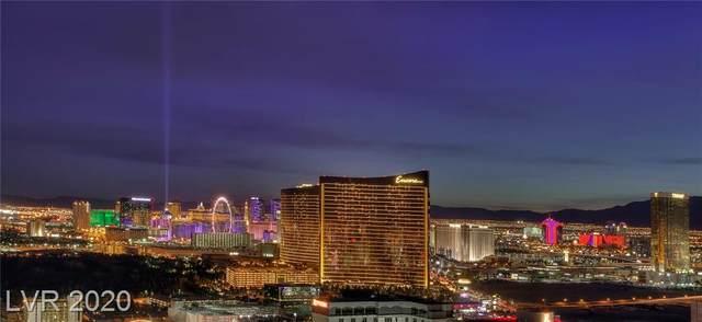 2857 Paradise Road #3303, Las Vegas, NV 89109 (MLS #2248382) :: Jeffrey Sabel