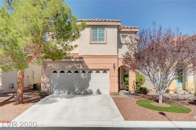 9584 Delivery Avenue, Las Vegas, NV 89148 (MLS #2248396) :: Vestuto Realty Group
