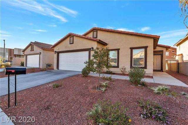 2336 Stockton Avenue, Las Vegas, NV 89104 (MLS #2248403) :: Hebert Group | Realty One Group