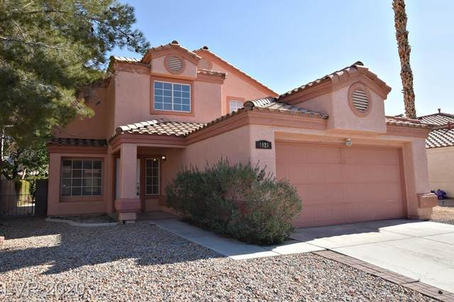 1825 Monte Alban Drive, North Las Vegas, NV 89031 (MLS #2248407) :: Hebert Group | Realty One Group
