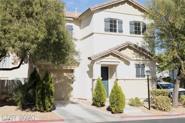 8824 Peace Treaty Avenue, Las Vegas, NV 89148 (MLS #2248409) :: The Lindstrom Group
