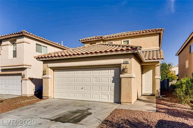 3962 Coyote Ridge Court, Las Vegas, NV 89129 (MLS #2248436) :: The Lindstrom Group
