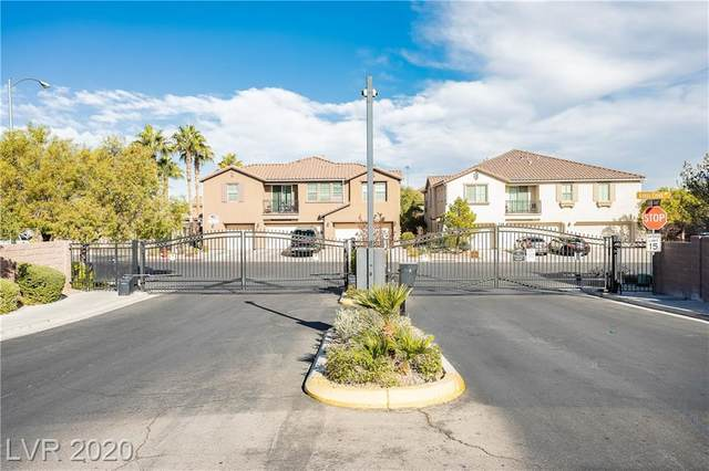 36 Red Oak Canyon Street #2, Henderson, NV 89012 (MLS #2248449) :: The Perna Group
