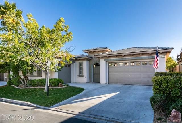 10447 Garden Rose Drive, Las Vegas, NV 89135 (MLS #2248454) :: Signature Real Estate Group