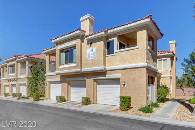 251 Green Valley Parkway #1913, Henderson, NV 89012 (MLS #2248478) :: The Lindstrom Group