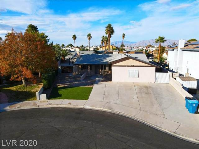 6156 Candlewood Court, Las Vegas, NV 89108 (MLS #2248544) :: Hebert Group | Realty One Group