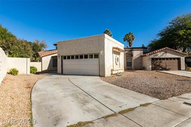 6616 Gatehouse Lane, Las Vegas, NV 89108 (MLS #2248558) :: Jeffrey Sabel