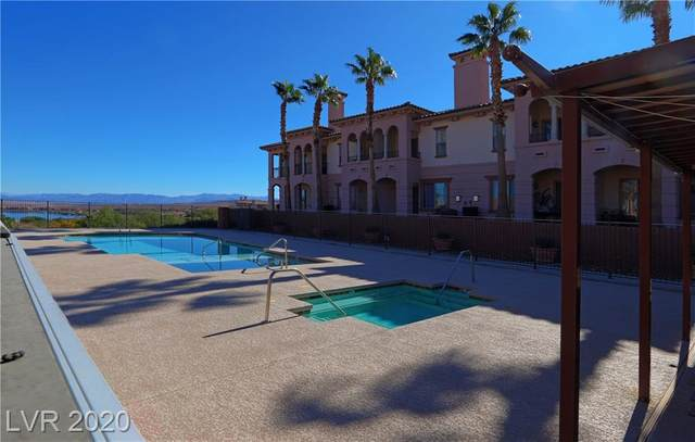 6 Via Vasari #106, Henderson, NV 89011 (MLS #2248565) :: Signature Real Estate Group