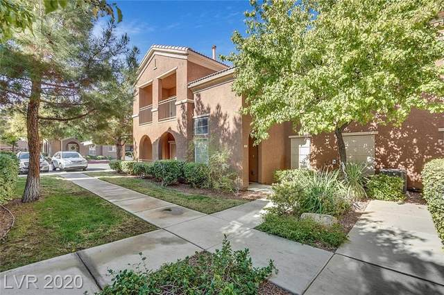 3832 Ormond Beach Street #203, Las Vegas, NV 89129 (MLS #2248633) :: Jeffrey Sabel