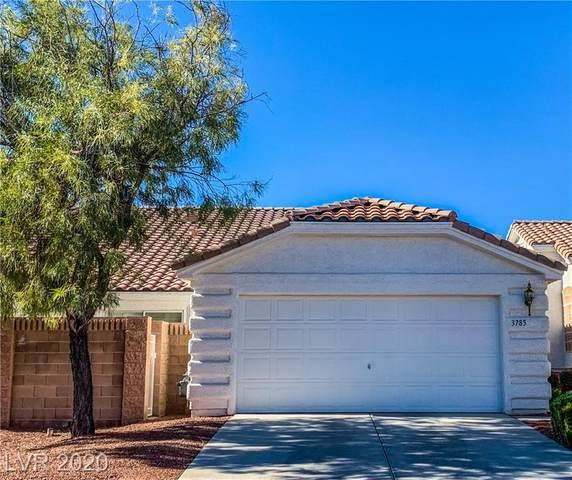 3785 Tohono Canyon Street, Las Vegas, NV 89147 (MLS #2248649) :: Team Michele Dugan