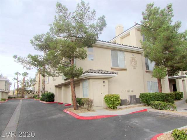 7189 Durango Drive #204, Las Vegas, NV 89113 (MLS #2248652) :: The Lindstrom Group