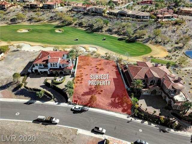 44 Rue Mediterra Drive, Henderson, NV 89011 (MLS #2248655) :: Signature Real Estate Group