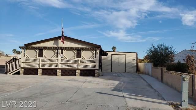 4205 Jasper Avenue, Las Vegas, NV 89108 (MLS #2248681) :: Billy OKeefe | Berkshire Hathaway HomeServices
