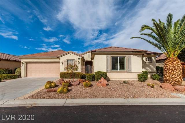 1887 Logansport Street, Henderson, NV 89052 (MLS #2248690) :: The Lindstrom Group