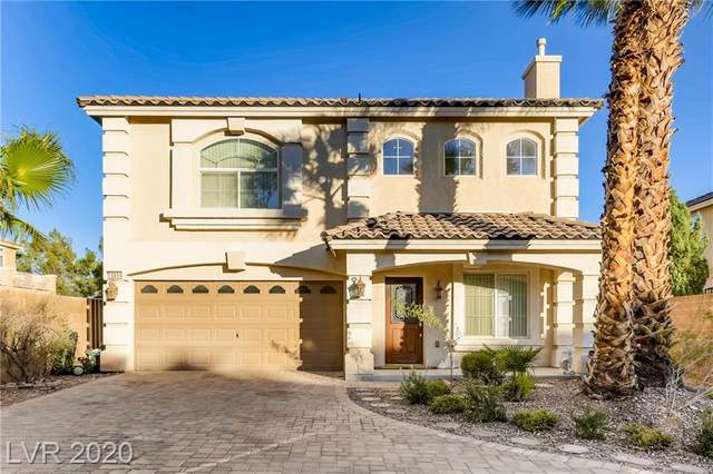 10854 Pentland Downs Street, Las Vegas, NV 89141 (MLS #2248697) :: The Lindstrom Group