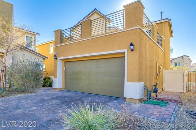 7048 Millers Run Street, North Las Vegas, NV 89084 (MLS #2248731) :: The Shear Team
