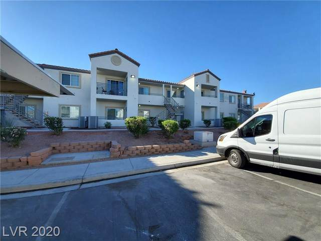 3318 Decatur Boulevard #1027, Las Vegas, NV 89130 (MLS #2248760) :: Kypreos Team