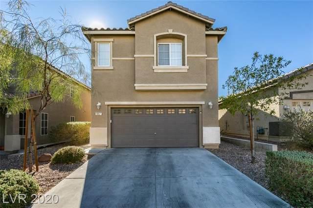 9457 Plover Falls Avenue, Las Vegas, NV 89149 (MLS #2248779) :: Hebert Group | Realty One Group
