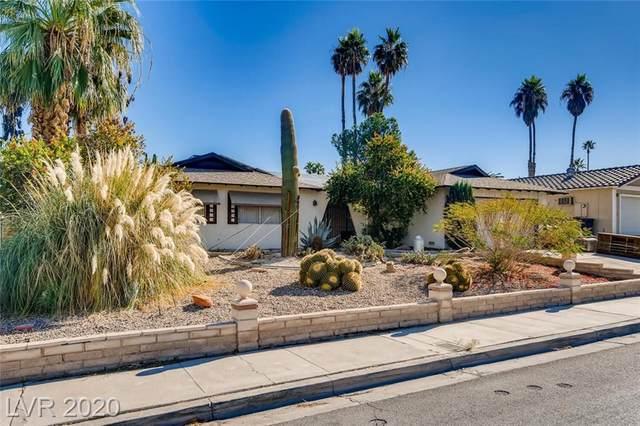 3652 El Toro Street, Las Vegas, NV 89121 (MLS #2248799) :: The Lindstrom Group