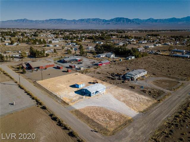 3480 Maple Road, Pahrump, NV 89048 (MLS #2248838) :: Team Michele Dugan