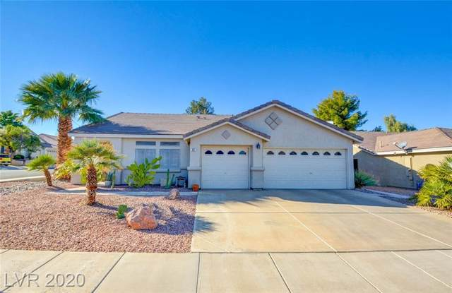 35 Silica Sand Street, Henderson, NV 89012 (MLS #2248849) :: Signature Real Estate Group