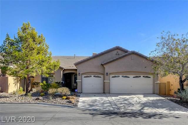 3276 Hedingham Court, Las Vegas, NV 89135 (MLS #2248870) :: Signature Real Estate Group