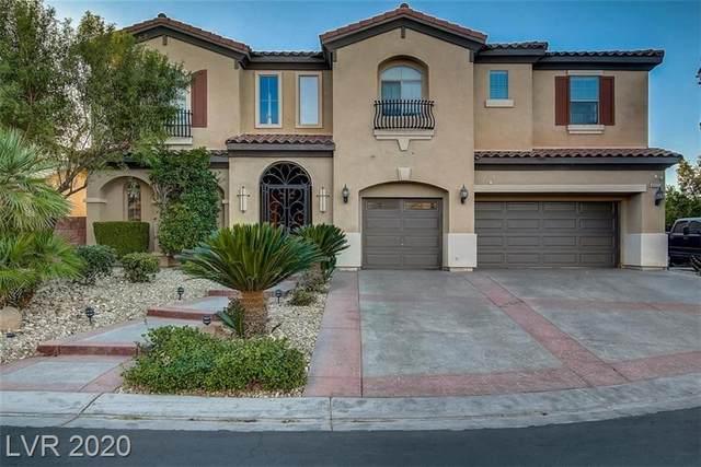 9537 Bella Di Mora Street, Las Vegas, NV 89178 (MLS #2248913) :: Signature Real Estate Group