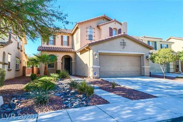 5823 Honeysuckle Ridge Street, Las Vegas, NV 89148 (MLS #2248920) :: The Lindstrom Group