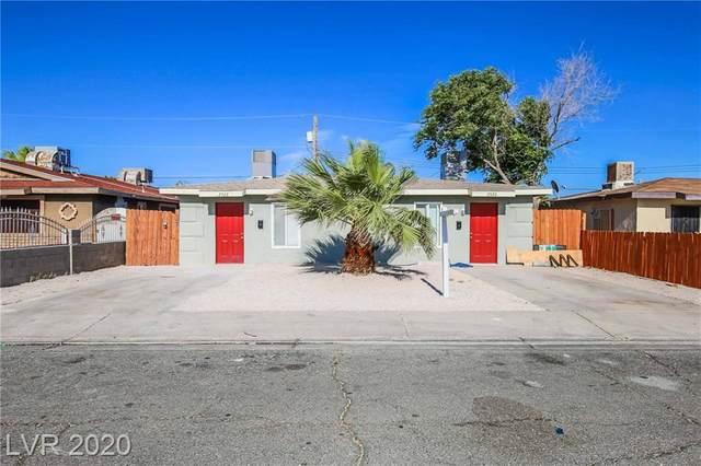 2520 Salt Lake, North Las Vegas, NV 89030 (MLS #2248951) :: Hebert Group | Realty One Group