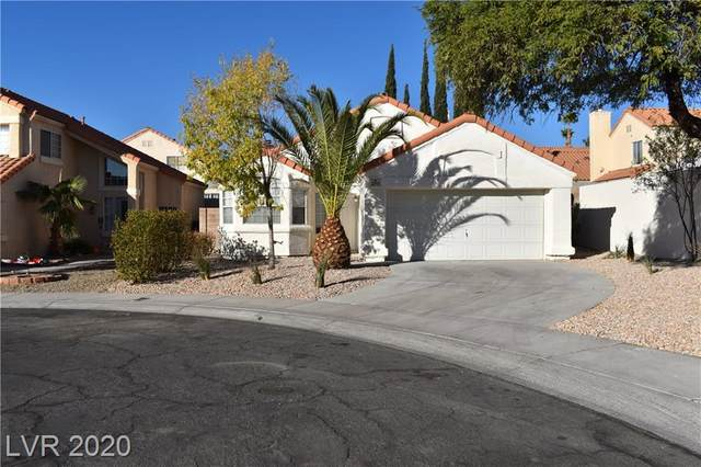 2745 Canasta Court, Las Vegas, NV 89117 (MLS #2248954) :: Hebert Group | Realty One Group