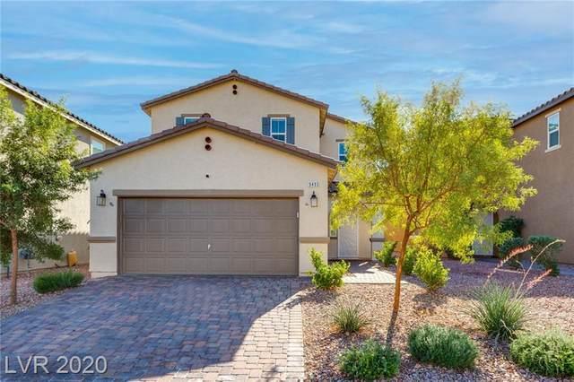 9493 Ashlee Ridge Avenue, Las Vegas, NV 89178 (MLS #2248960) :: Hebert Group | Realty One Group