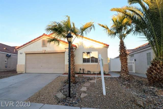 6606 Cinnabar Coast, North Las Vegas, NV 89084 (MLS #2248966) :: Hebert Group   Realty One Group