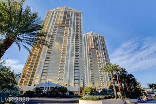125 Harmon Avenue #2702, Las Vegas, NV 89109 (MLS #2248972) :: Team Michele Dugan